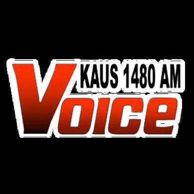 KAUS 1480AM logo