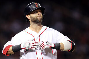 Dustin Pedroia Sent Home, May Be Done For Red Sox Season