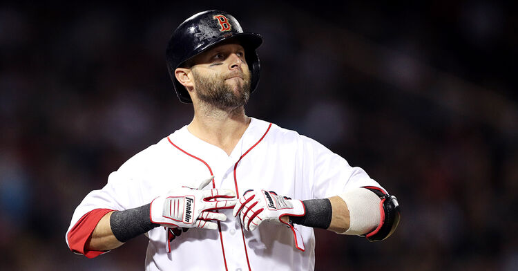 dustin pedroia boston red sox baseball mlb
