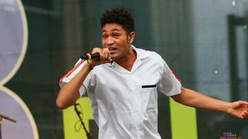 93.3 FLZ's Jingle Ball - #FLZJingleball Bryce Vine performing the Free Show Preshow