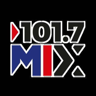 Mix 101.7 logo