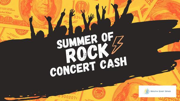 Listen To Win Your Summer Of Rock Concert Cash