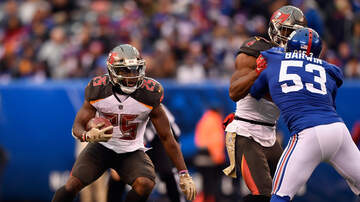 Pewter Report - Most Impressive:  Tampa Bay Buccaneers vs NY Giants