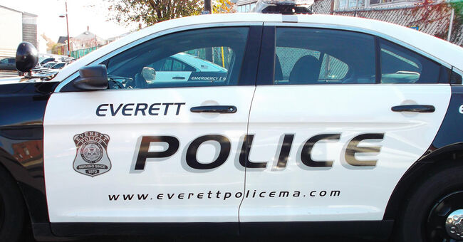 Everett Police Cruiser