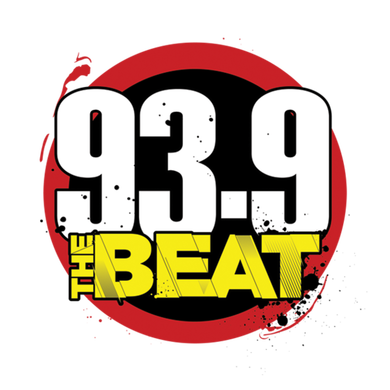 93.9 The BEAT logo