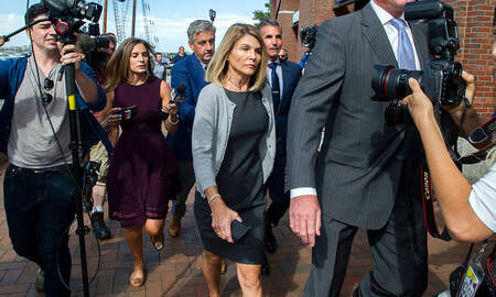 image for Lawyers For Lori Loughlin, Husband Say New Evidence Shows They're Innocent