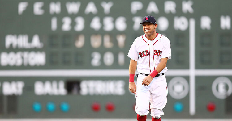 ian kinsler boston red sox mlb baseball