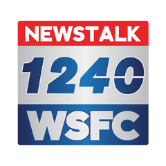 News Radio 1240 WSFC logo