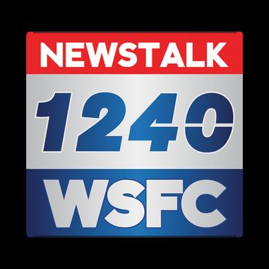 News Radio 1240 WSFC logo