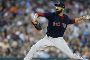 Red Sox Southpaw David Price Owns Orioles In Baltimore