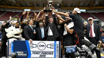 Boston Sports - Northeastern Huskies Excited For NCAA Tournament