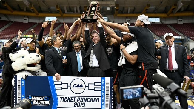 Northeastern Huskies Excited for NCAA Tournament