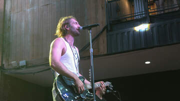 Hot Country Nights - Ryan Hurd Performing At Hot Country Nights
