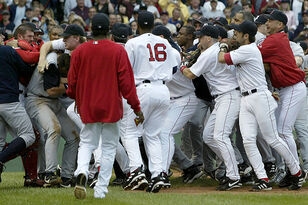 14th Anniversary Of World Series Sparking Red Sox-Yankees Brawl