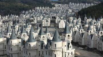 As Heard On The Monsters - Disney-Themed dream city in Turkey running out of money