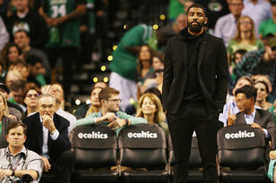 Kyrie Irving Won't Discuss Future Plans With Celtics