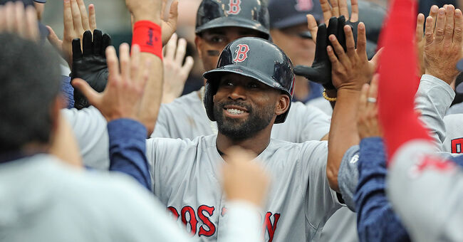 jackie bradley jr boston red sox