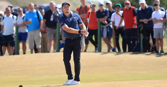 eddie pepperell golf british open