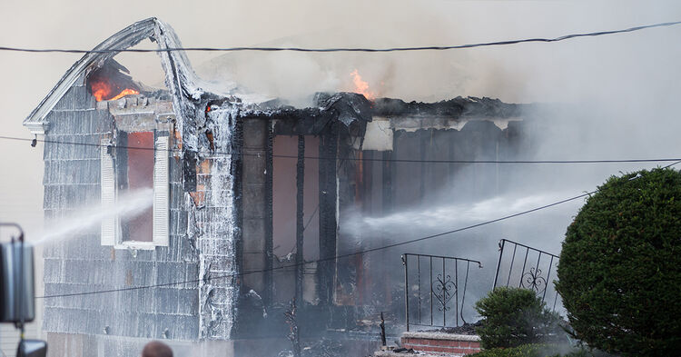 Lawrence Gas Explosion