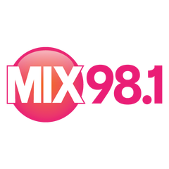 Mix 98.1 Richmond logo