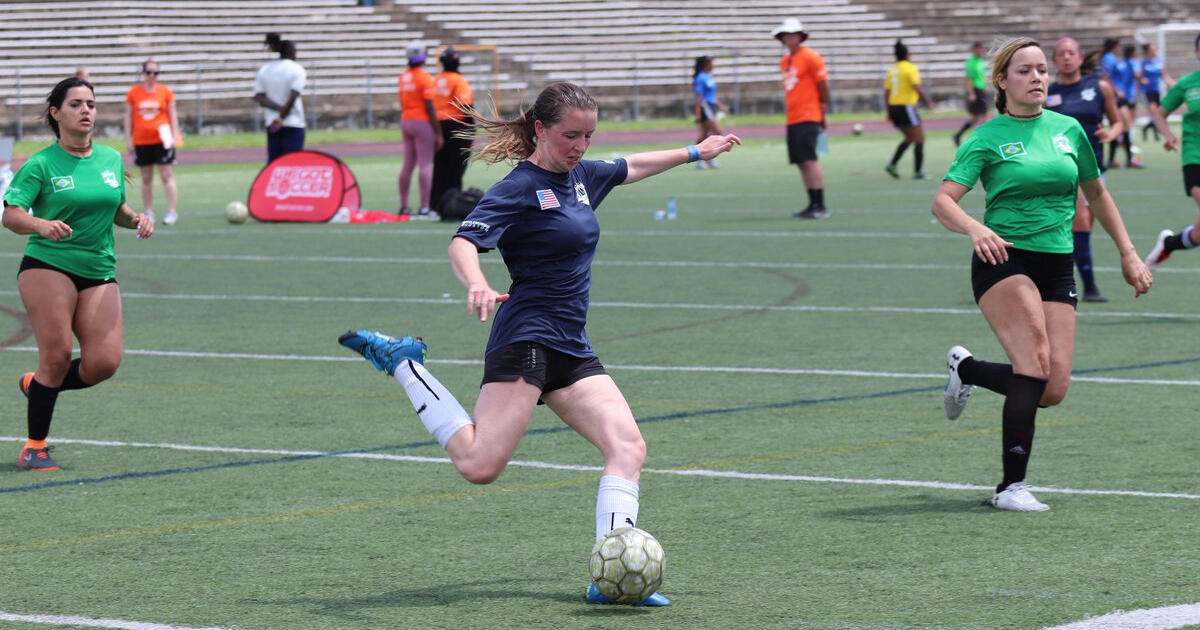 Boston Unity Cup Soccer Tournament Held At Moakley Park