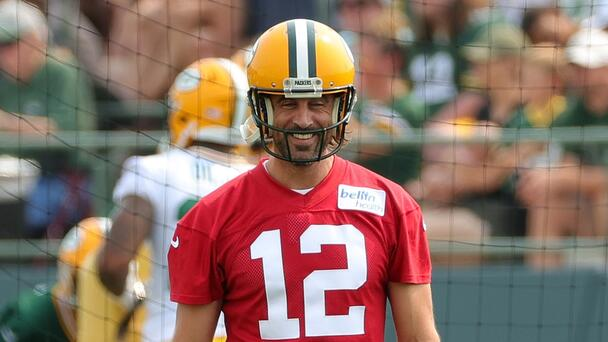 This Is the Real Aaron Rodgers