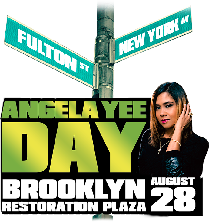 1st Annual Angela Yee Day
