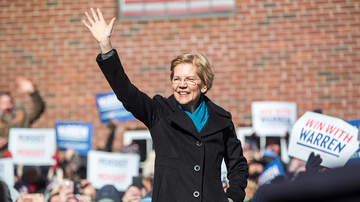 National News - Warren Says Trump May Not Be 'Free' In 2020