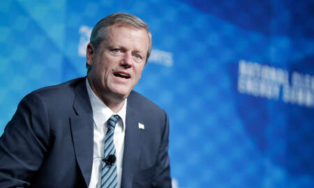 Local News - Gov. Baker Blasts Trump's Tweets As 'Racist,' 'Shameful'
