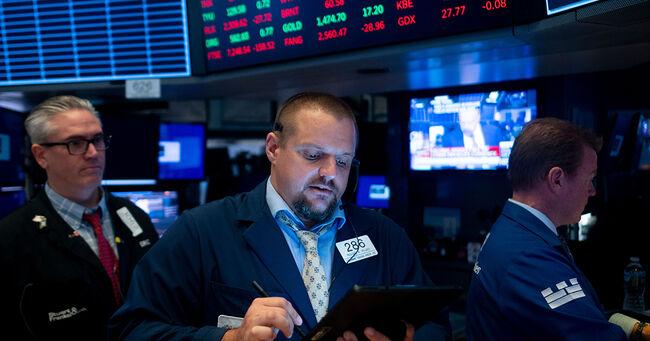 Stock Market China Trade War