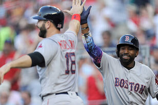 Struggling Jackie Bradley, Jr. Heating Up At The Plate