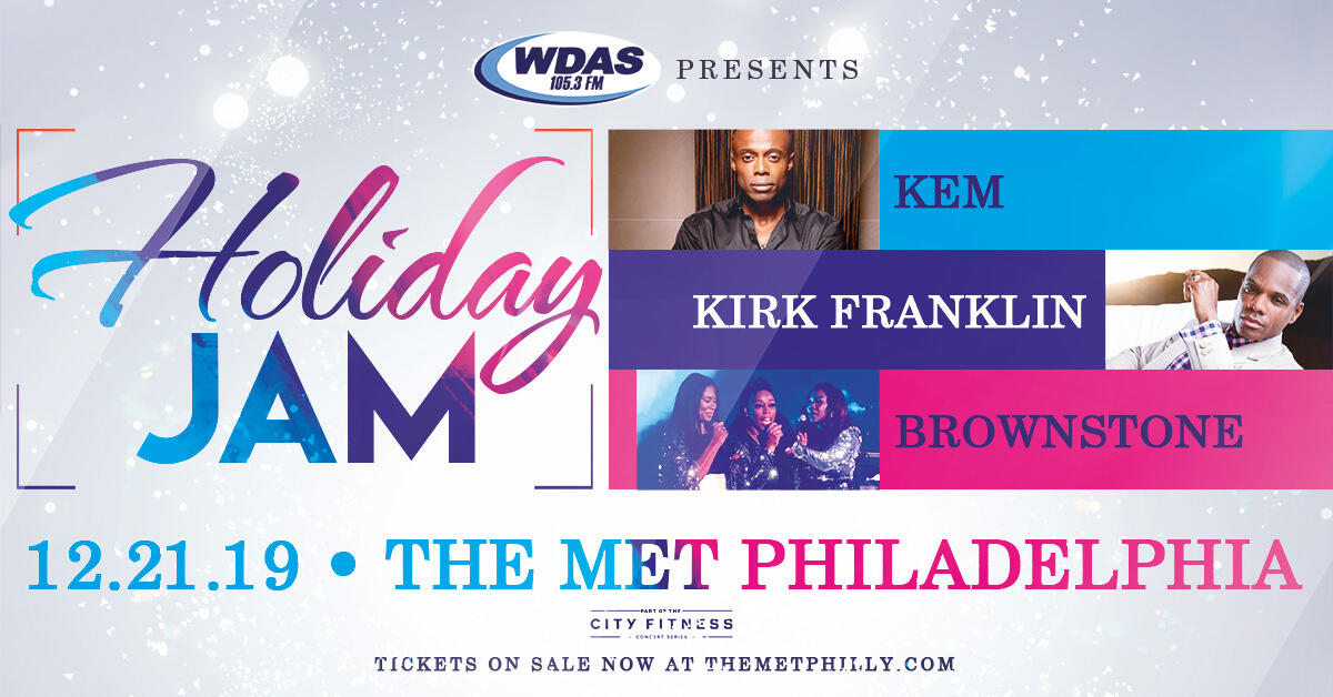 Image result for WDAS Holiday Jam