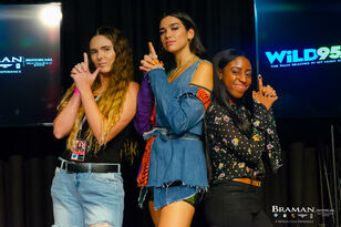 Dua Lipa Meet & Greet