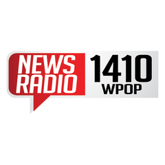 News Radio 1410 WPOP logo