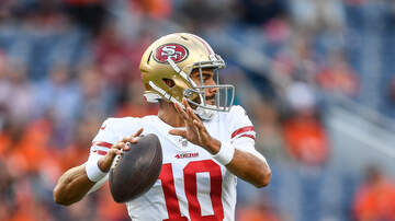 The Jason Smith Show - The Cold Reality for Jimmy Garoppolo is He's Overrated