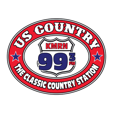 US Country KMRN 99.3 & 1360 logo