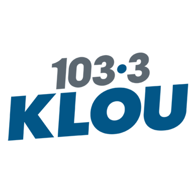 103.3 KLOU logo