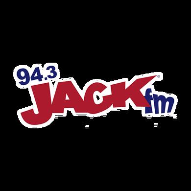 94.3 Jack FM logo