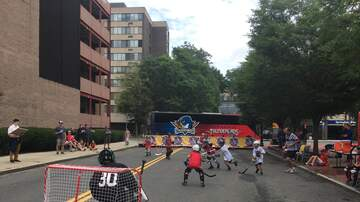 Photos - Thunderbirds Street Hockey Tournament 8-18-19