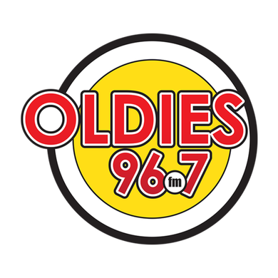 Oldies 96.7 logo