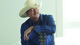 None - Alan Jackson at The AMP Rescheduled