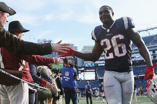 Patriots Rookie Sony Michel Finally Looks Like First-Round Pick