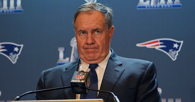 bill belichick patriots super bowl nfl football