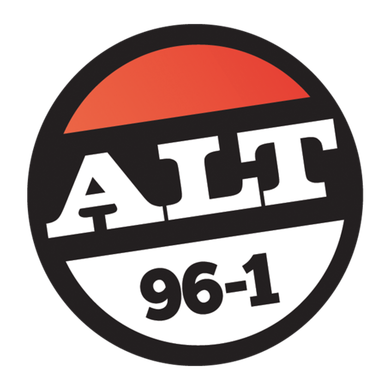 ALT 96.1 logo