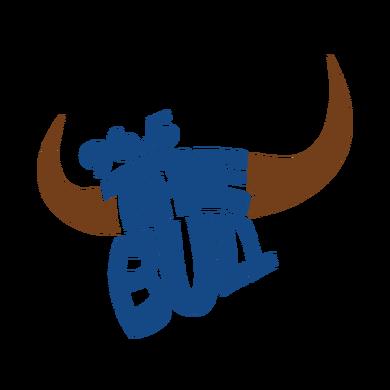 96.5 The Bull logo