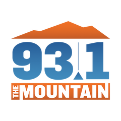 93.1 The Mountain logo