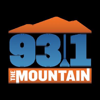 93.1 The Mountain logo