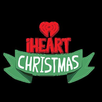 iHeart Christmas logo
