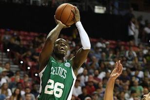 Celtics' Jabari Bird Held On $50K Bail On Domestic Assault Charges