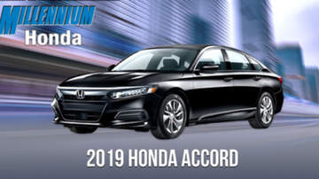 Contest Rules - Win a 2 Year Lease on a 2019 Honda Accord